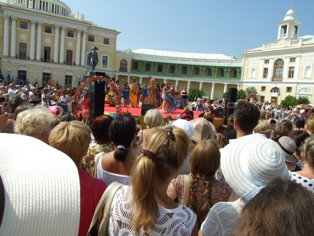 Павловск. праздник цветов
